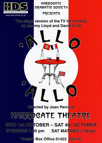 'Allo 'Allo, 2008