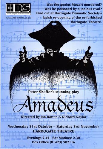 Amadeus, 2007