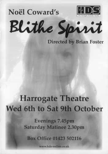 Blithe Spirit, 2004