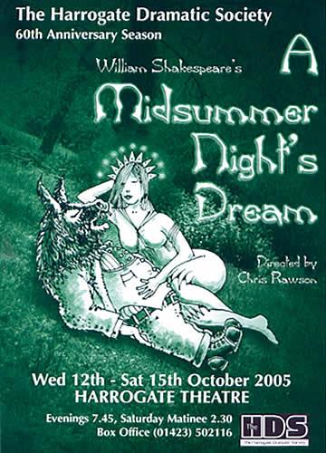 A Midsummer Night's Dream, 2005