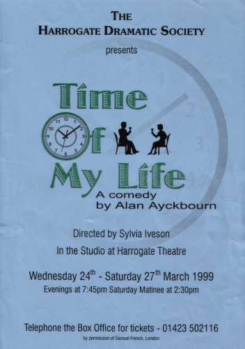 Time of My Life, 1999