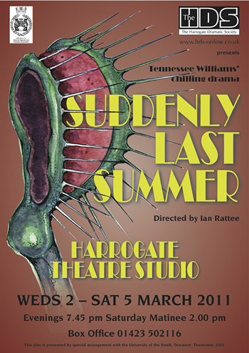 Suddenly Last Summer, 2011