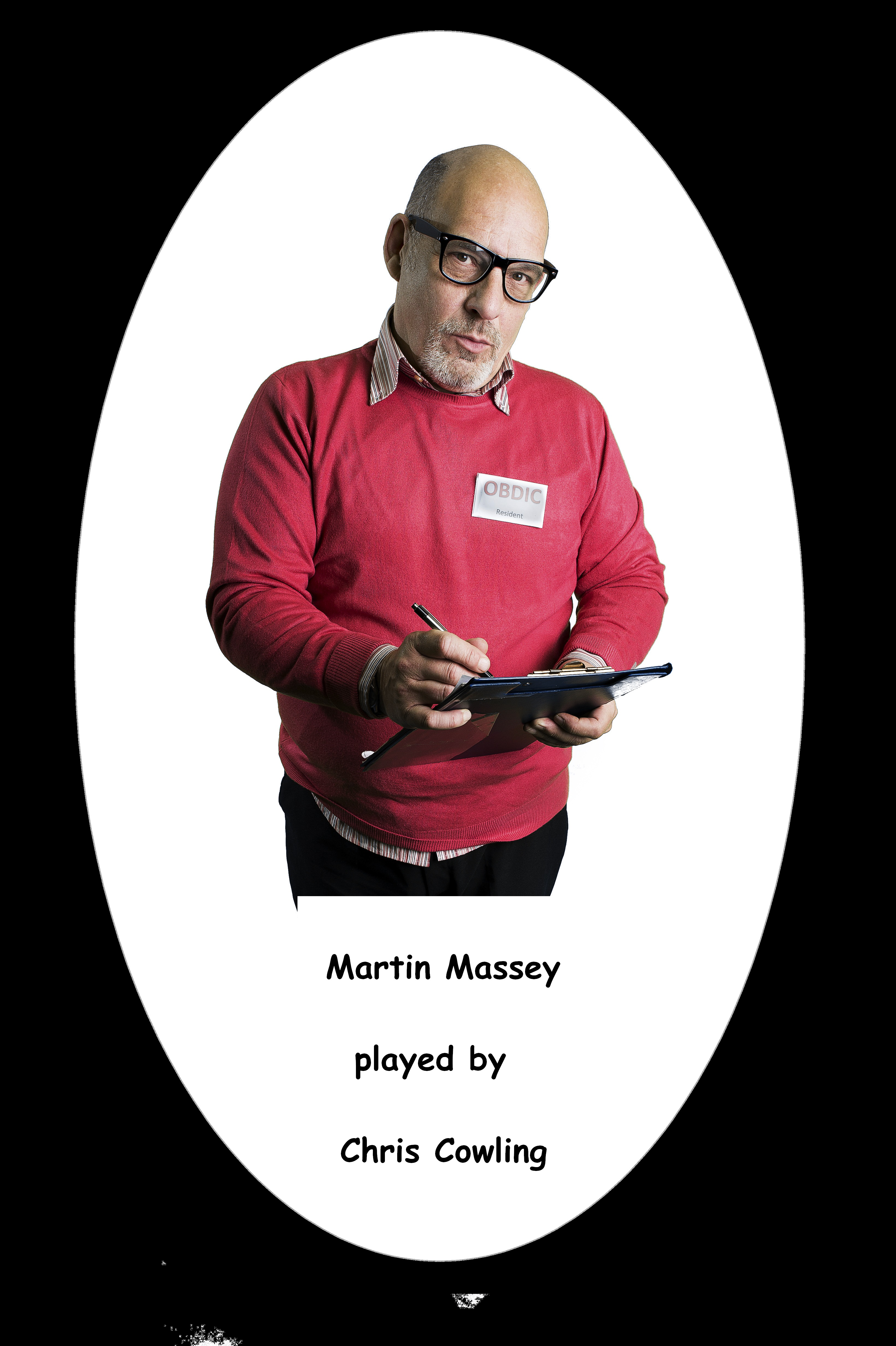Martin Massey. Mild mannered Martin - the most unlikely of heroes - proves to be the champion of the oppressed!