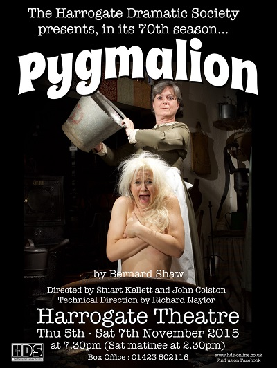Pygmalion final