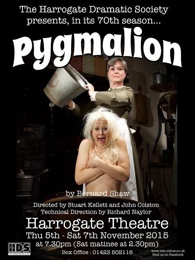 Pygmalion, 2015