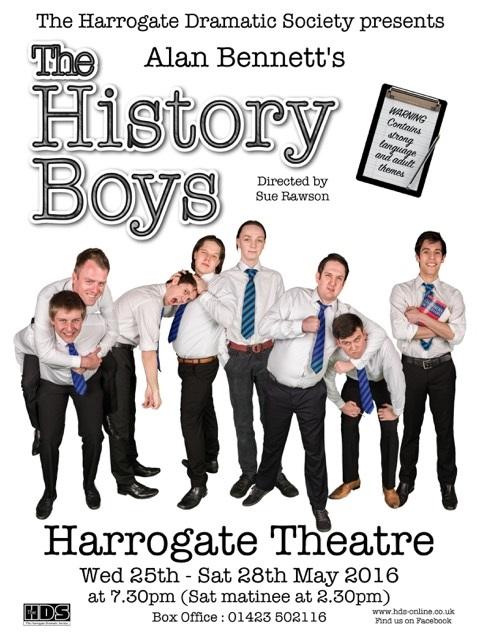 The History Boys, 2016