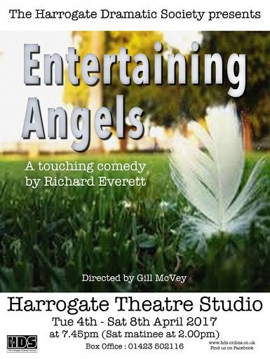 Entertaining Angels, 2017