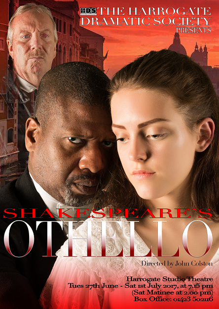 Othello Poster - Website