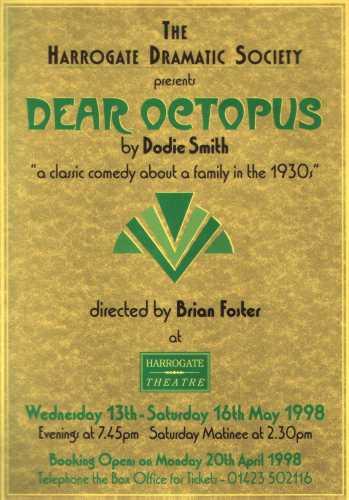 Dear Octopus, 1998