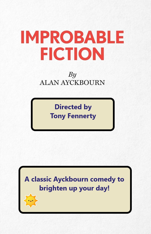 improbable fiction slideshow